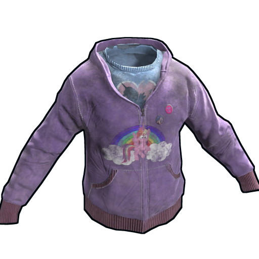 Brony Hoodie as seen on a Steam Market