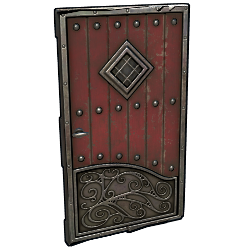 Alchemist Door as seen on a Steam Market