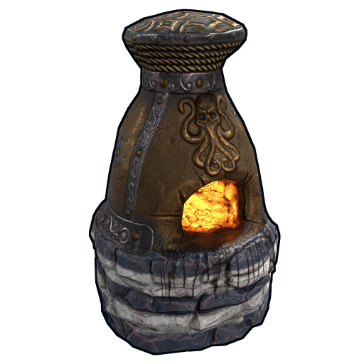 Treasure Furnace as seen on a Steam Market