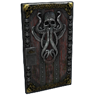 Trophy Pirate Door