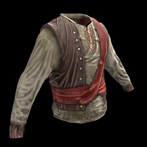 Pirate Shirt as seen on a Steam Market