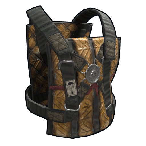 Flyer Vest as seen on a Steam Market