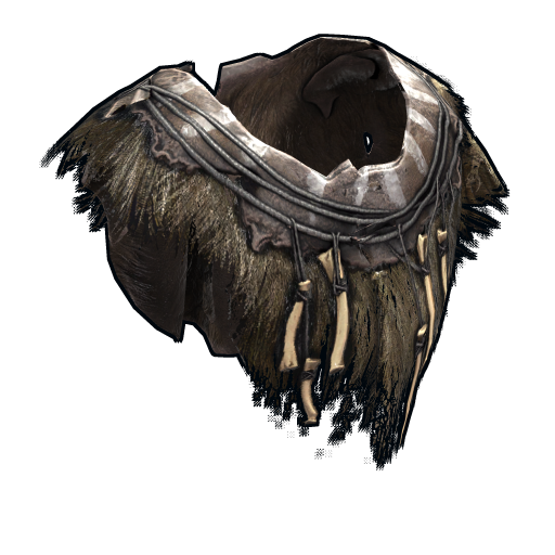 Tribesman Poncho as seen on a Steam Market