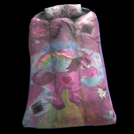 Brony Bag as seen on a Steam Market