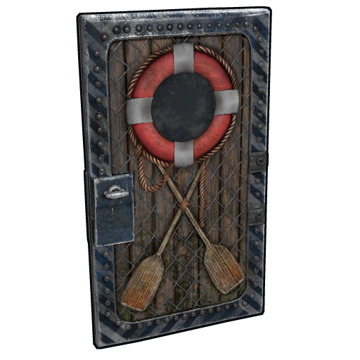 Boat House Door as seen on a Steam Market