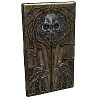 Steel Pirate Door