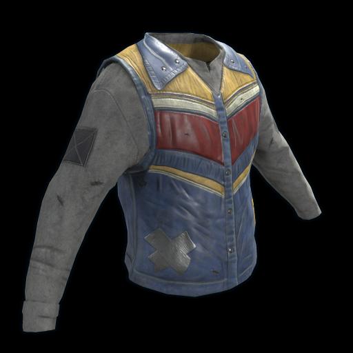 Junkyard King Shirt as seen on a Steam Market