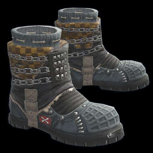 Badboy Boots as seen on a Steam Market