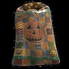 Spooky Pumpkin Bed