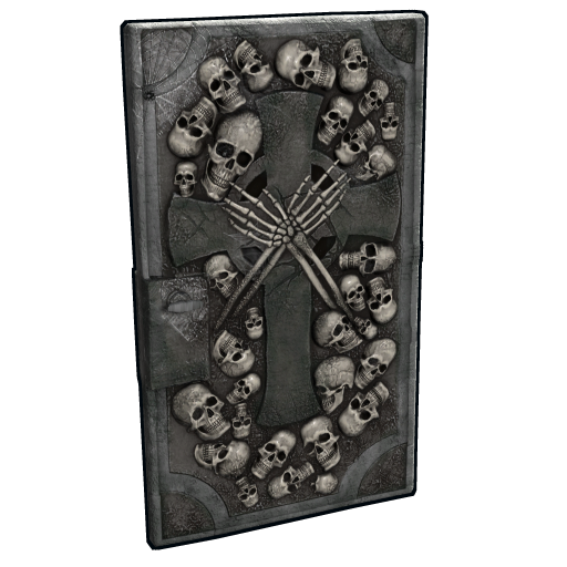 Death Crypt Door as seen on a Steam Market