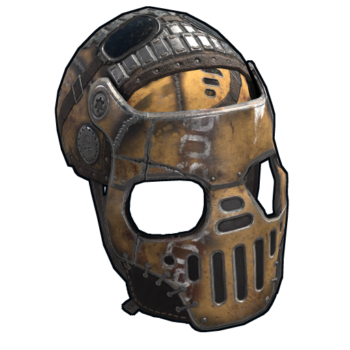 War Machine Mask as seen on a Steam Market