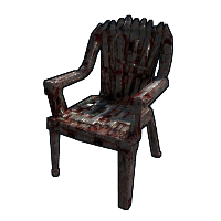 Rusty Iron Throne