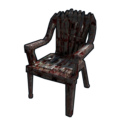 Rusty Iron Throne as seen on a Steam Market