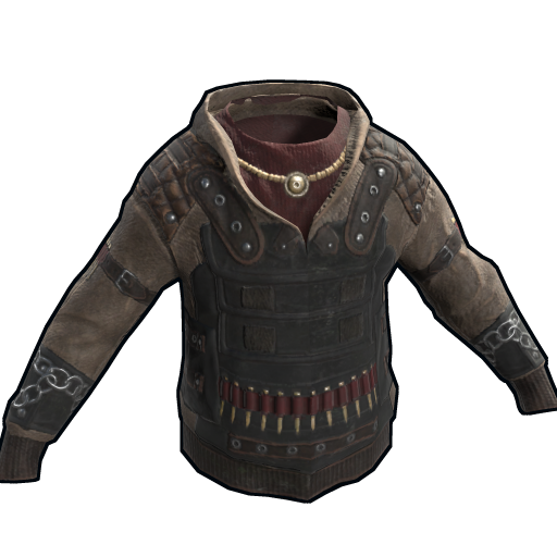 Savage Jacket as seen on a Steam Market