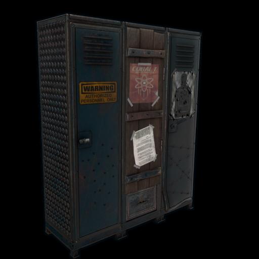 Cobalt Security Locker as seen on a Steam Market