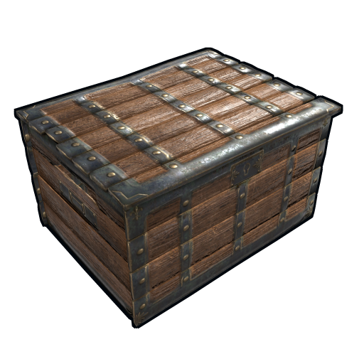 Treasure Crate as seen on a Steam Market