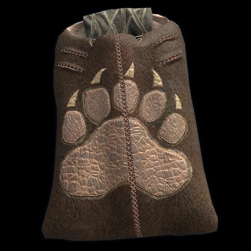 Bear Bag as seen on a Steam Market