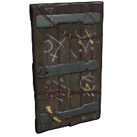 Sacrificial door
