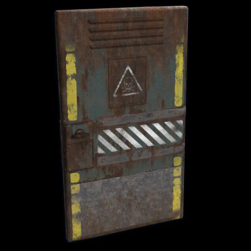 Dead Room Door as seen on a Steam Market