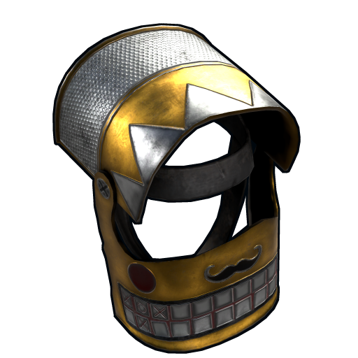 Funhouse Helmet as seen on a Steam Market