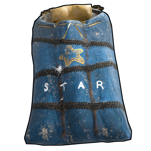 Star Bedroll as seen on a Steam Market