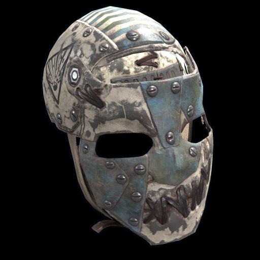 Tank Crew Facemask as seen on a Steam Market