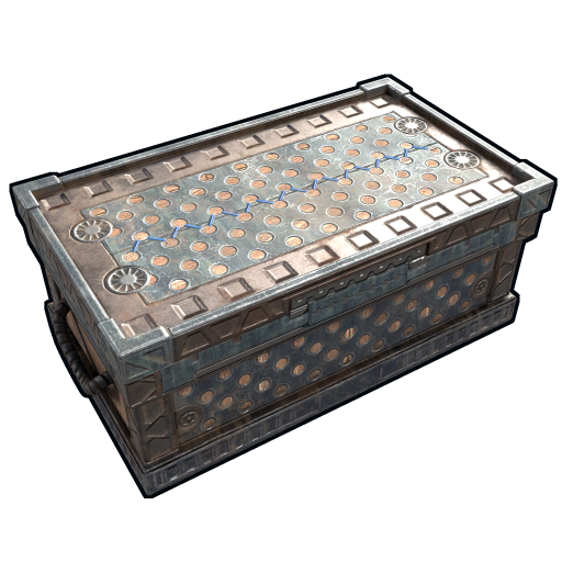 Loot Coffer as seen on a Steam Market