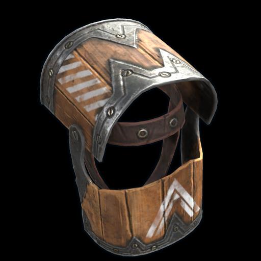 Mad Helmet as seen on a Steam Market