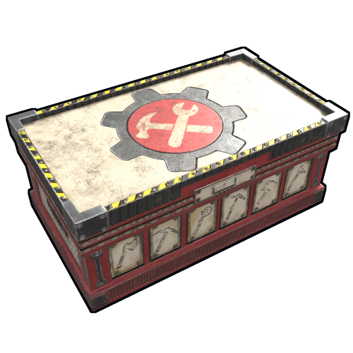 Idolized Toolbox as seen on a Steam Market