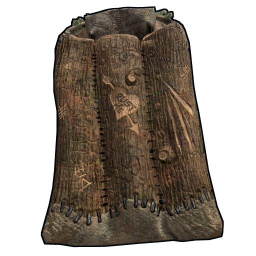 Wood Sleeping Bag as seen on a Steam Market