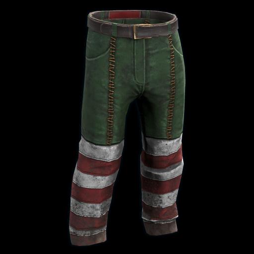 Santa's Helper Pants as seen on a Steam Market