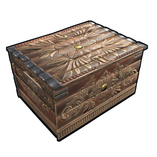 Decorative Small Box as seen on a Steam Market