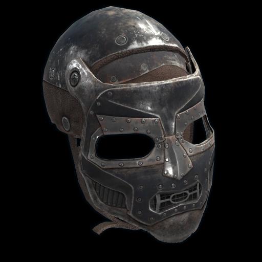 Bruiser Facemask as seen on a Steam Market