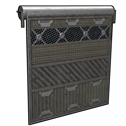 Checkpoint Door as seen on a Steam Market