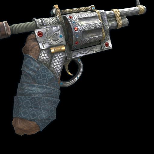 Duelist Revolver as seen on a Steam Market