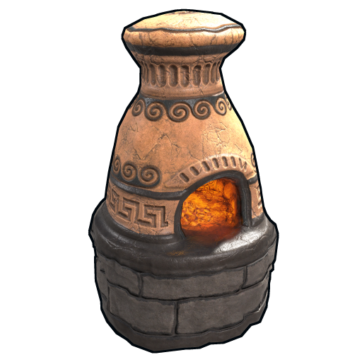 Ancient Furnace as seen on a Steam Market