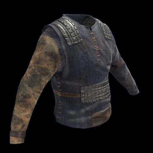 Desert Outlaw Burlap Shirt as seen on a Steam Market