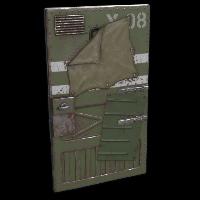 Military Vehicle Door
