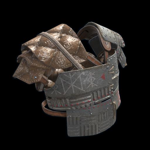 Nordic Beast Vest as seen on a Steam Market