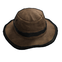 Leather Boonie Hat