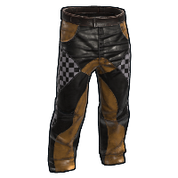 Yellow Racer Pants