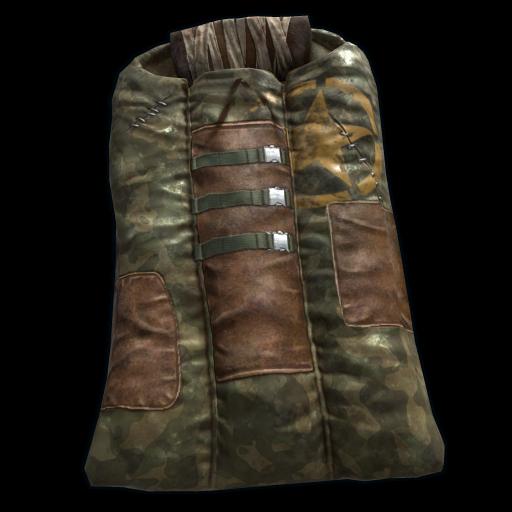 Ranger Bedroll as seen on a Steam Market