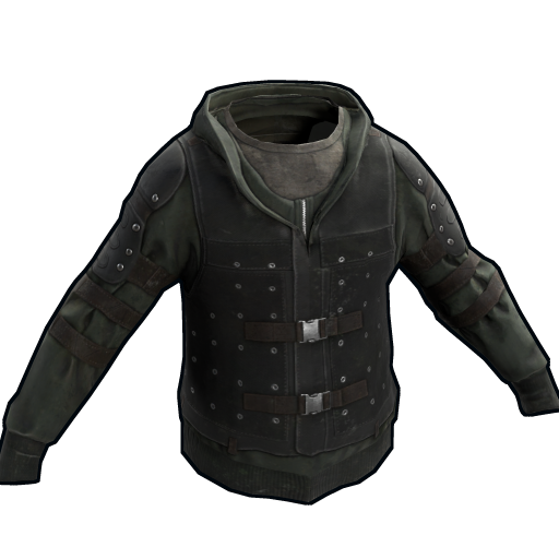 Army Armored Hoodie as seen on a Steam Market