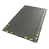 Rubber Hazard Mat