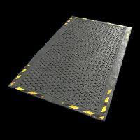 Rubber Hazard Mat
