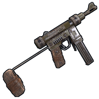 Looter's SMG
