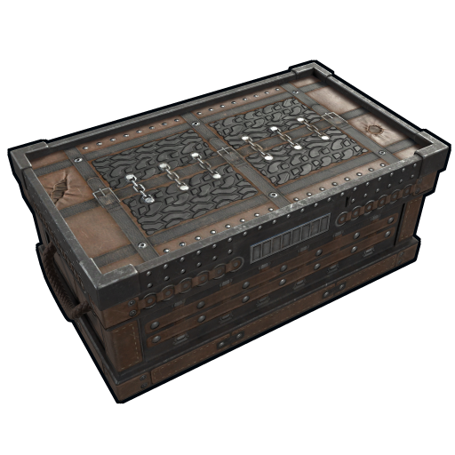 Long Hauler's Trunk as seen on a Steam Market
