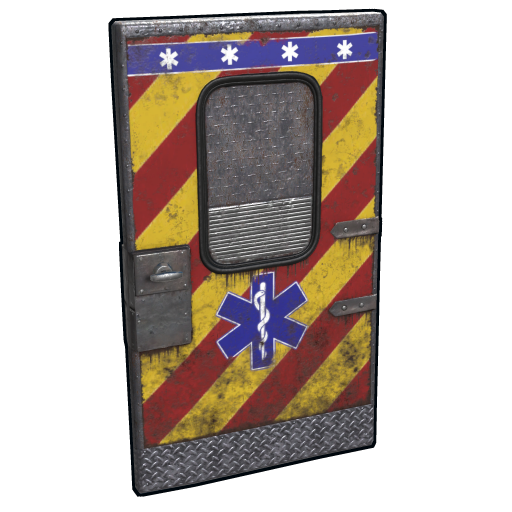 Ambulance Door as seen on a Steam Market