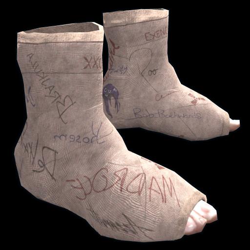 Broken Ankles Cast as seen on a Steam Market