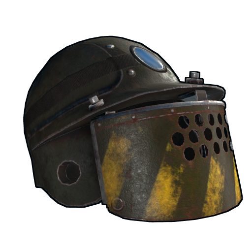 Digger Helmet as seen on a Steam Market
